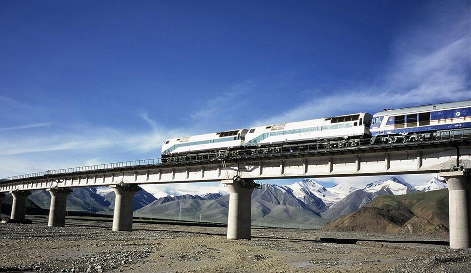 Qinghai-Tibet Train