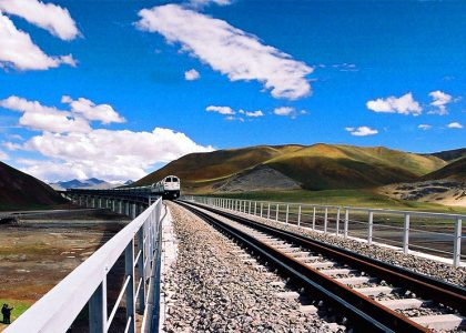 Chengdu to Tibet Train
