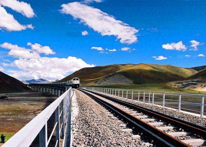 Chengdu to Tibet Train