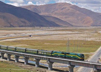 Qingzang Train